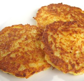 Bavarian kitchen german recipes kartoffelpuffer potato kartoffelpufferpotato pancakes ccuart Image collections